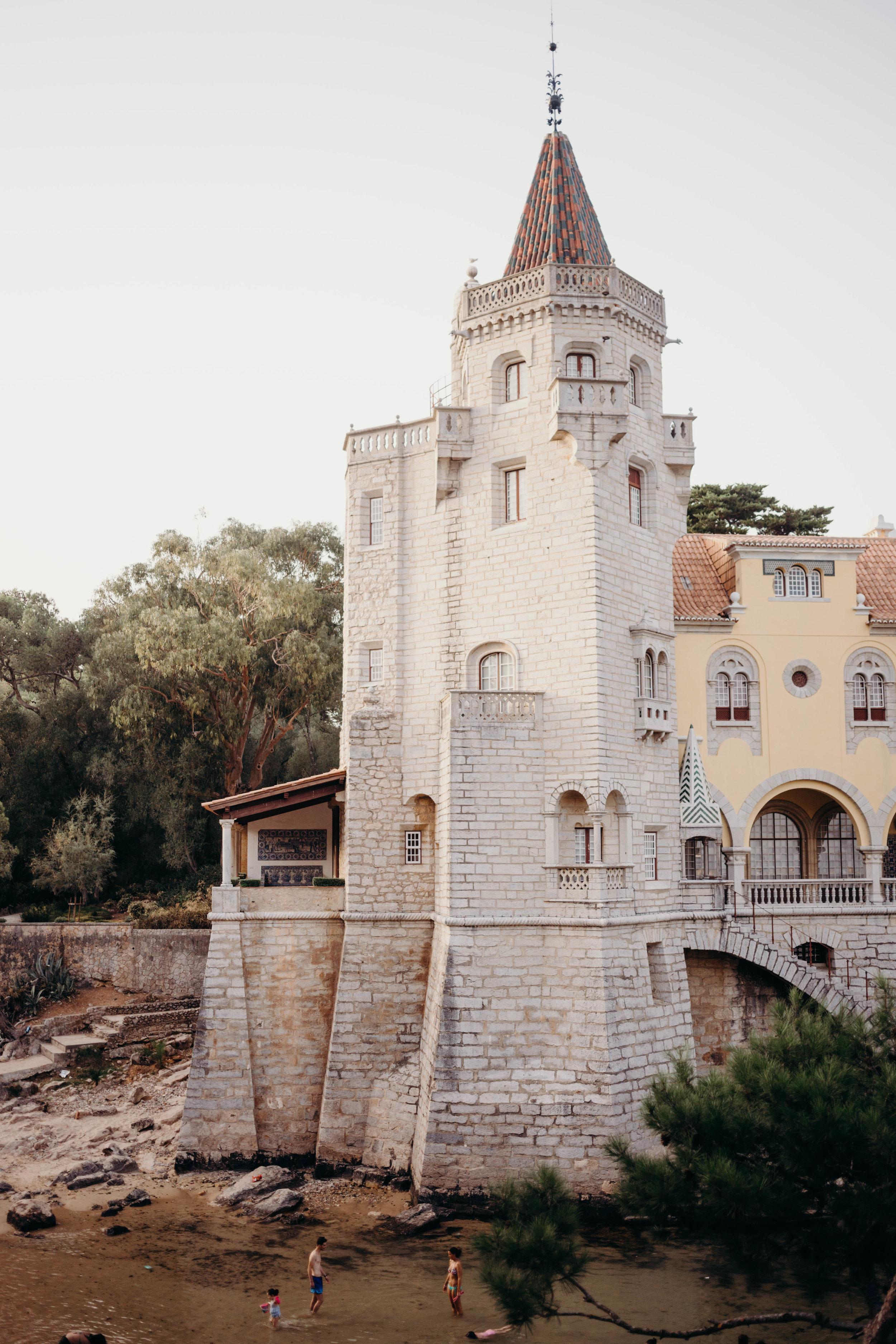 Our Portugal Travel Diary: Lisbon, Porto, and More | On the Street Where We Live (aretherelilactrees.com)  Cascais, Museu Condes de Castro Guimaraes