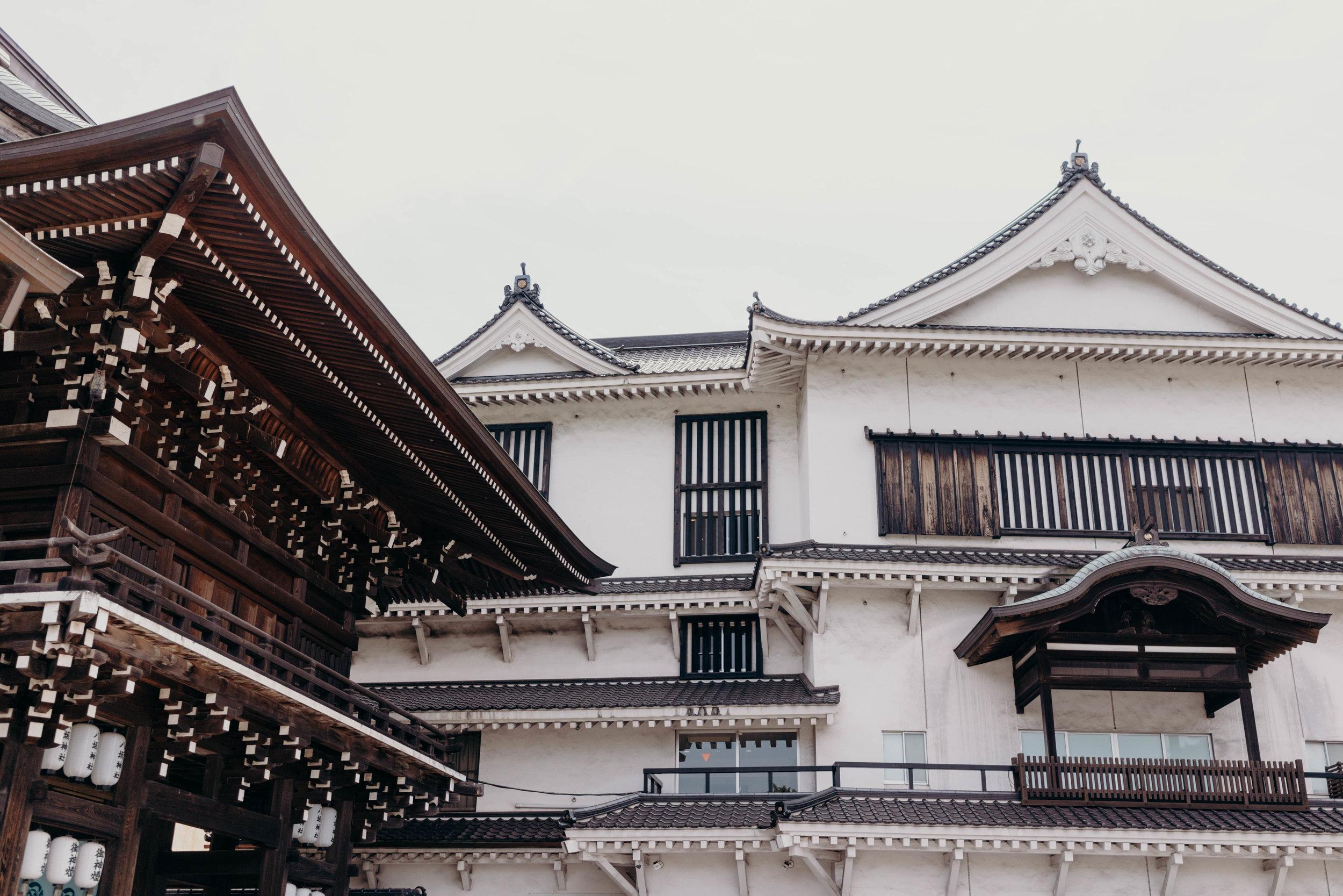 A Weekend in Kitakyushu, Japan | On the Street Where We Live ( aretherelilactrees.com )  Kokura Castle