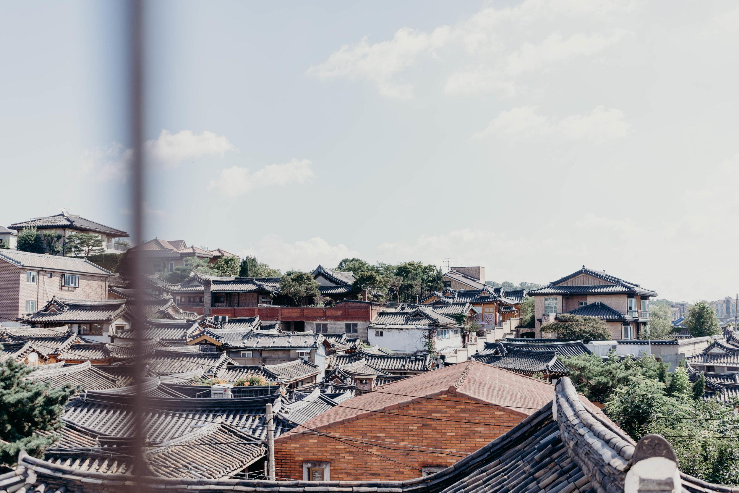 How to Plan Five Days in Seoul | On the Street Where We Live ( aretherelilactrees.com )  hanok, Bukchon Hanok Village, Seoul, South Korea
