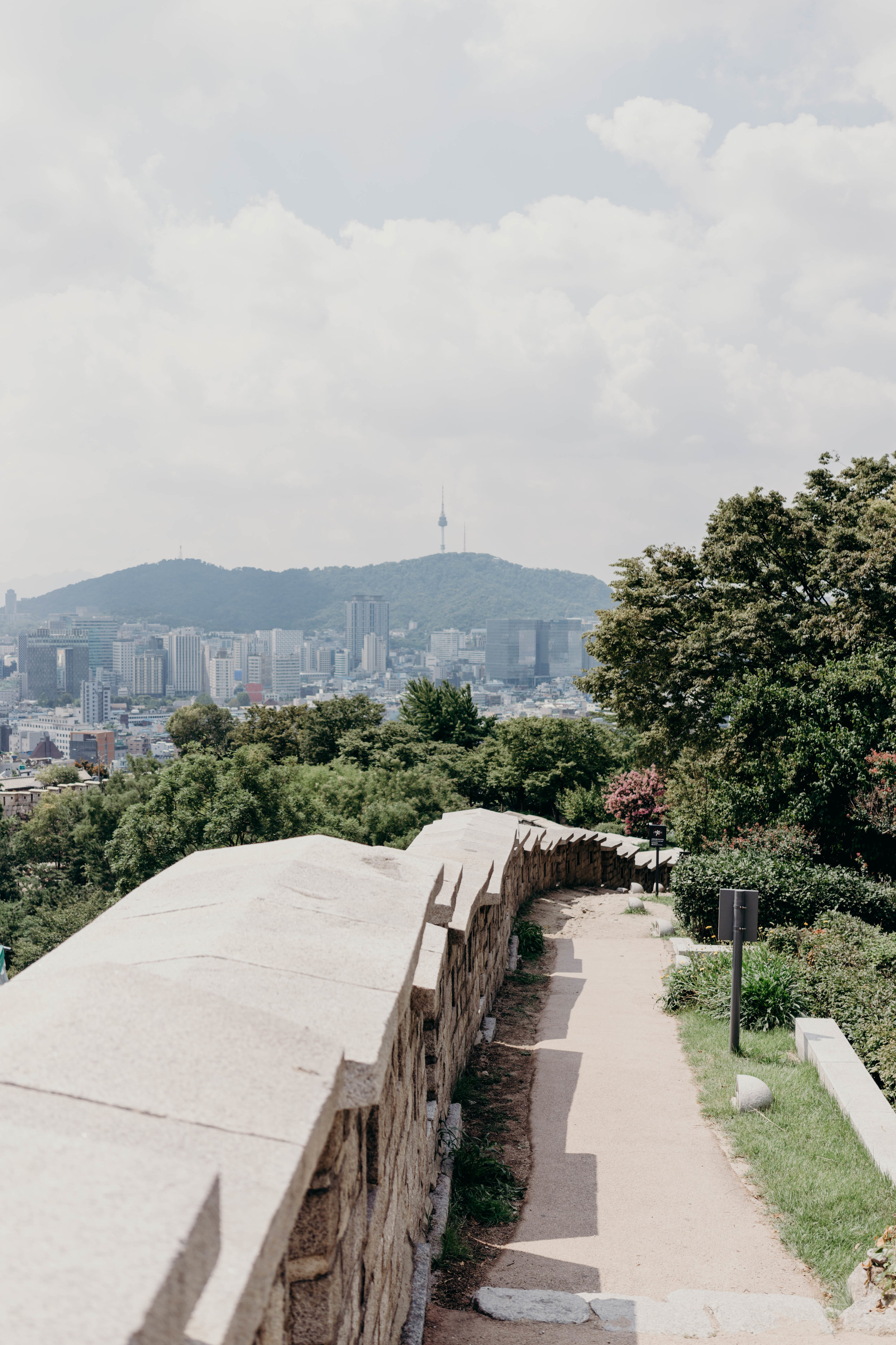 How to Plan Five Days in Seoul | On the Street Where We Live ( aretherelilactrees.com )  Naksan Park, Seoul Fortress Wall, Seoul, South Korea