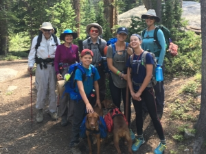 Want to still be going strong over 75?......Hiking with Kids and Grandkids? It CAN BE DONE.