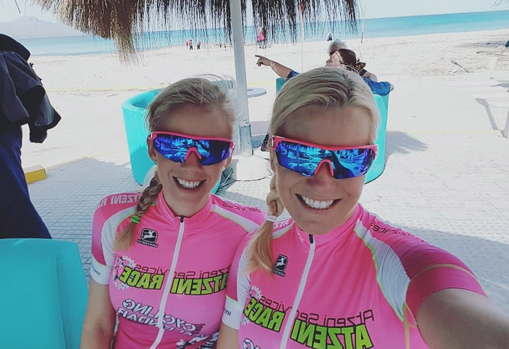 Enjoy the Ride - ❤Love your new kits?Share the love and mention us on Instagram,Facebook, and Twitter@giordanacyclingTag your photos with #GiordanaCycling or #GiordanaCustom and you could be featured on our website!