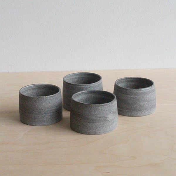 Stone Espresso Cups - Retail $32