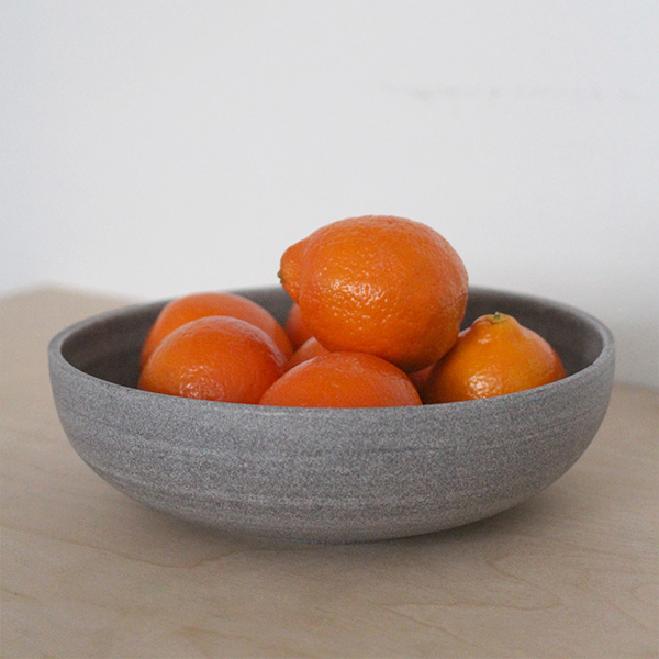 Large Stone Bowl - Retail $82