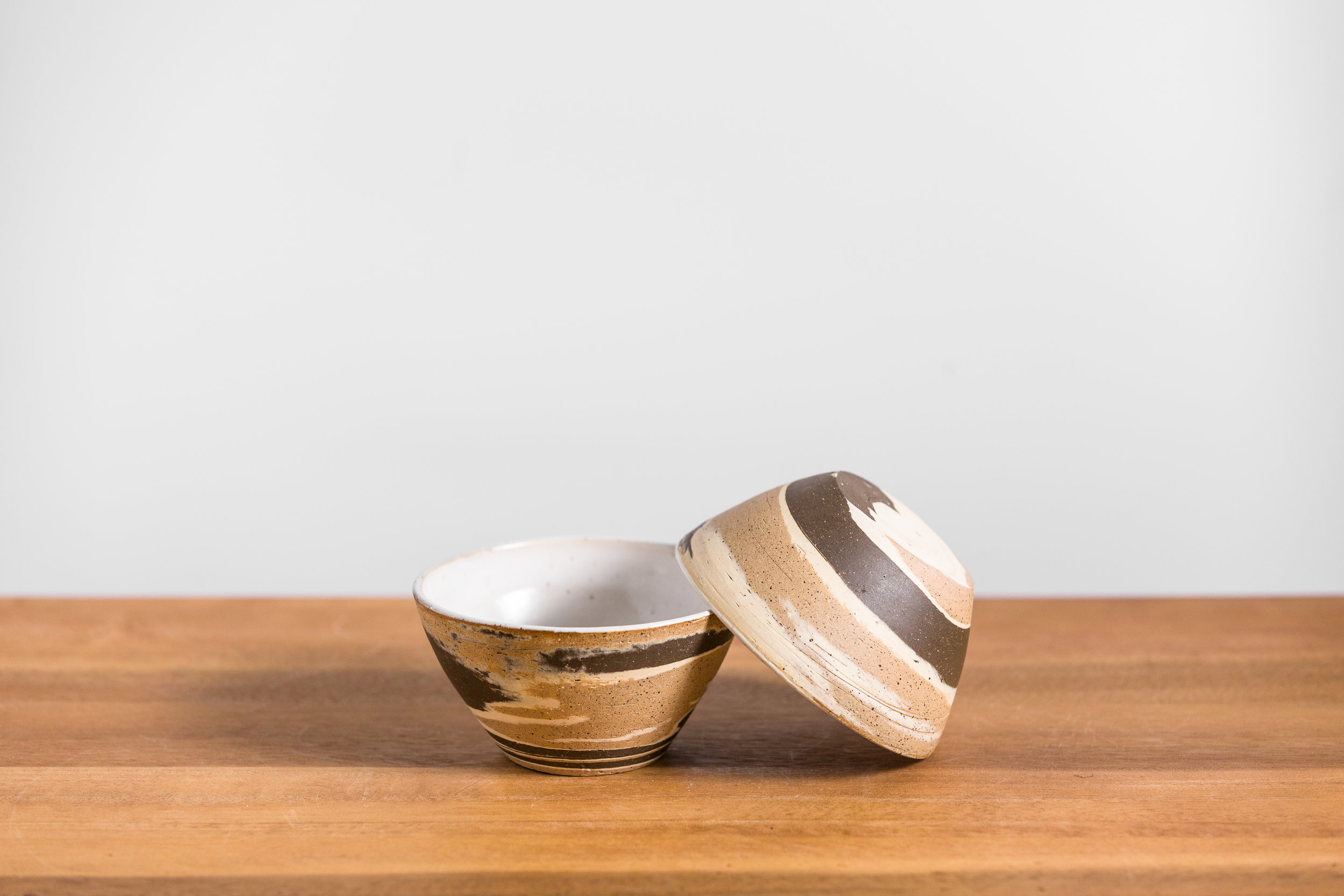 Small Marbled Bowls - Retail $25