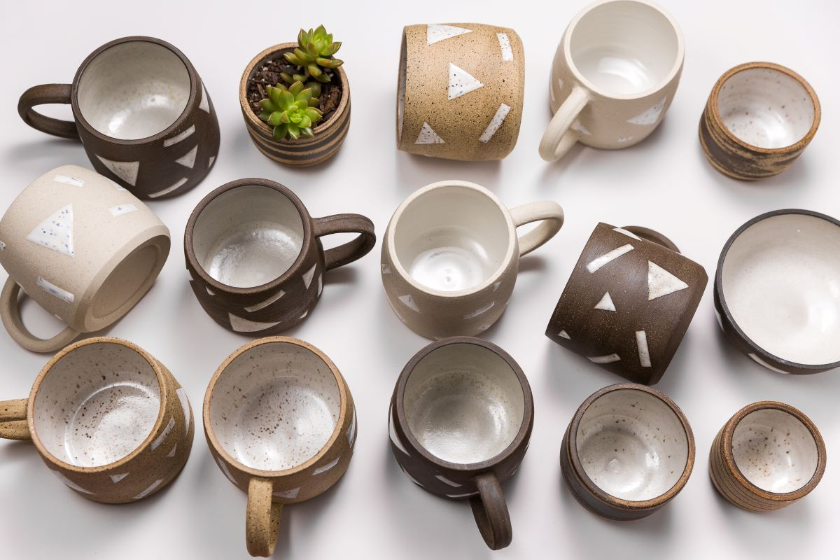 Cutout Mug - Retail $42