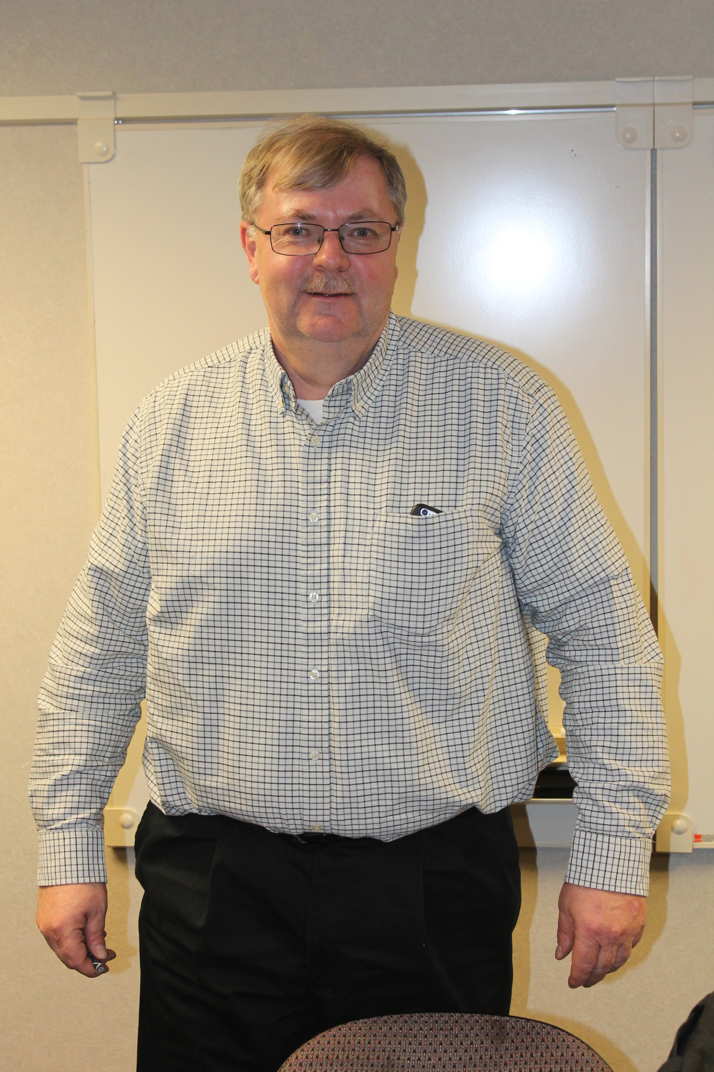 David Haase - Treasurer