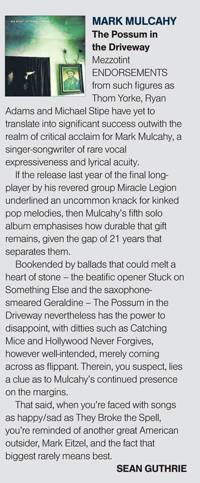 The HeraldScotland (UK) Review - May 2017