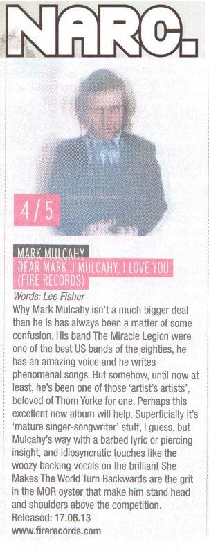 NARC. Magazine (UK) Review - June 2013