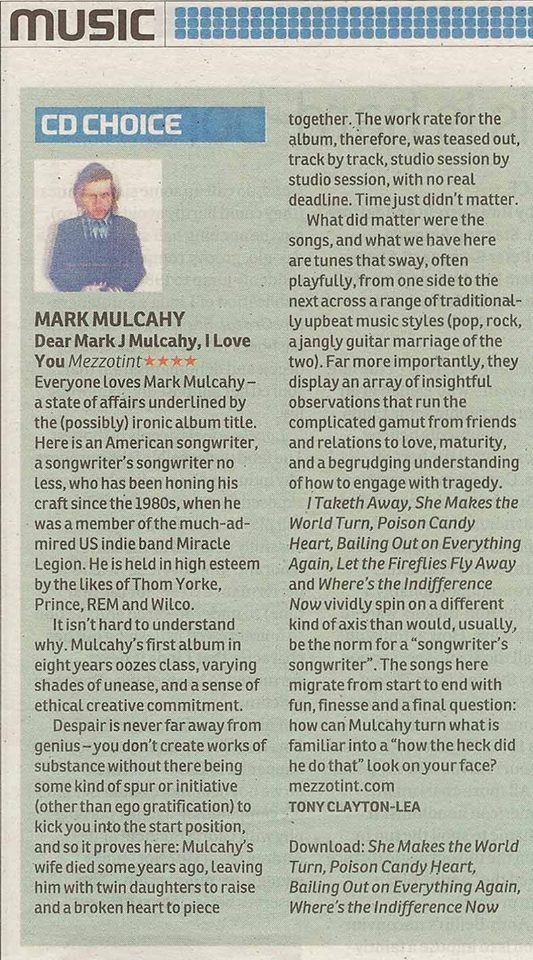 The Irish Times Review - September 2013