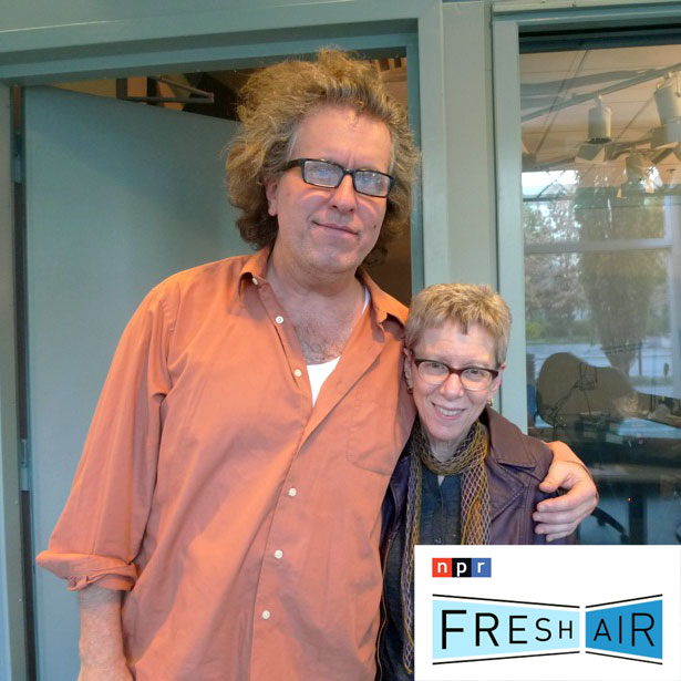Mark on NPR's Fresh Air with Teri Gross, December 2013.    Click here to listen.