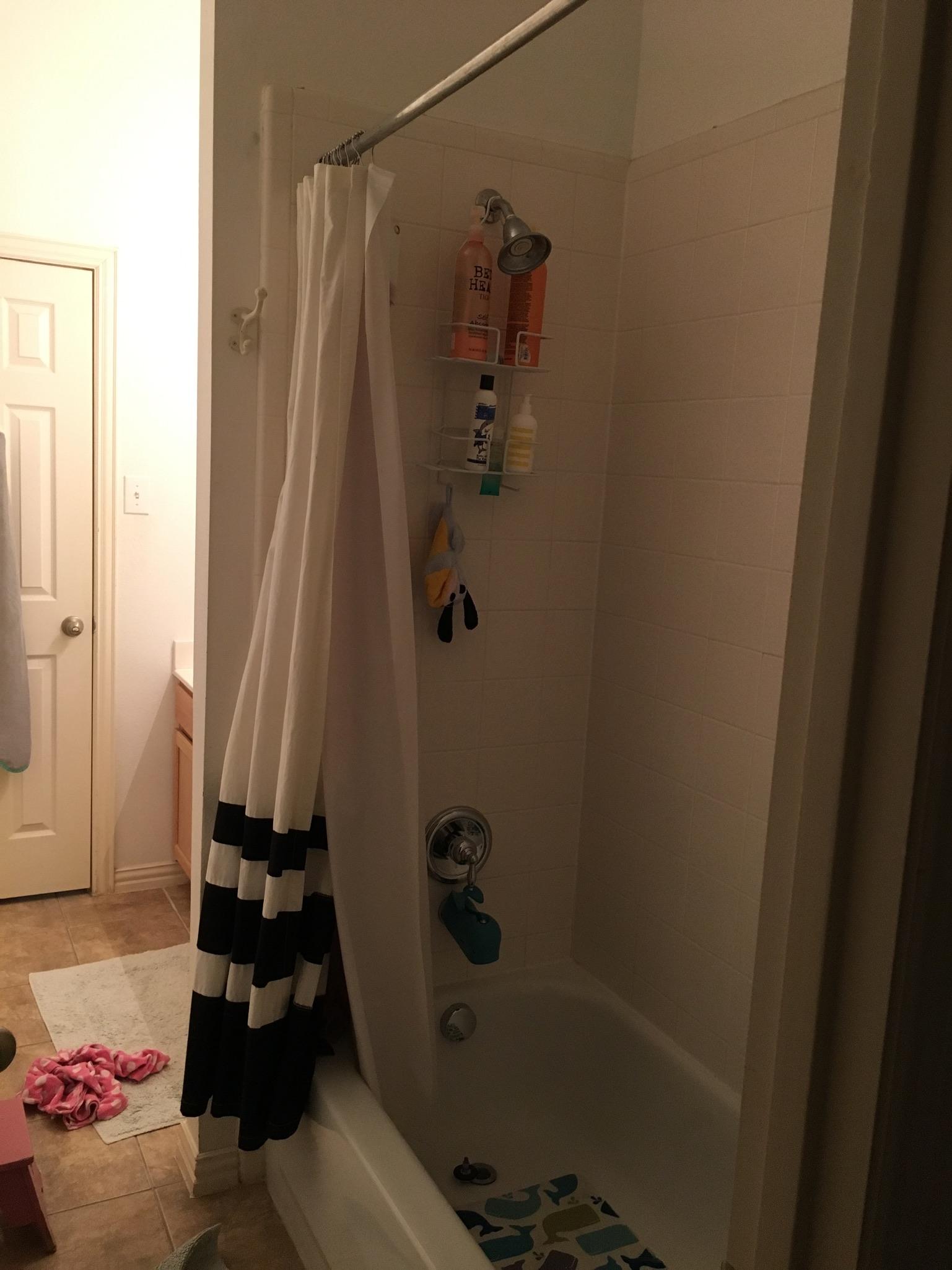 Shower -BEFORE