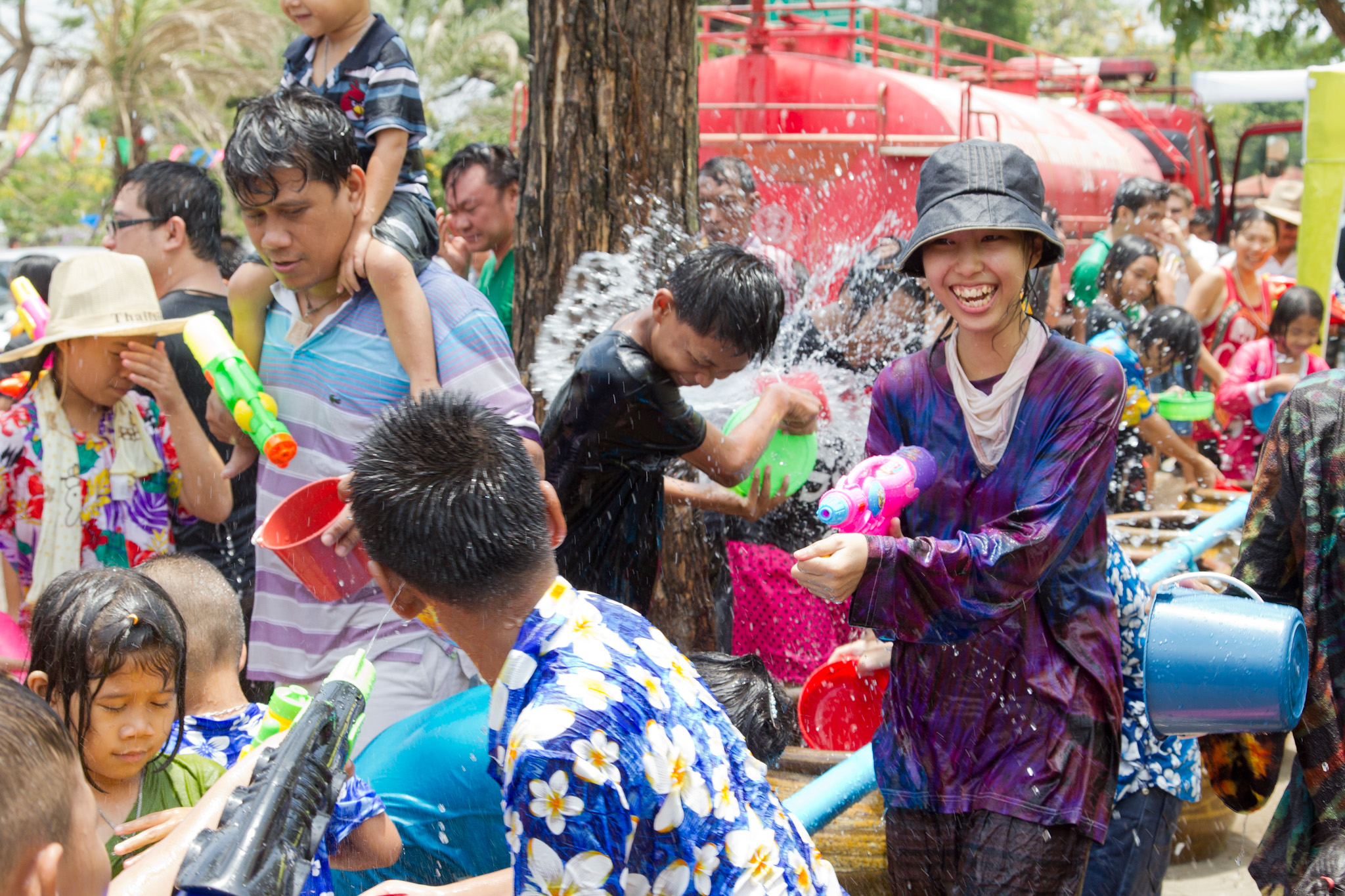 We were skeptical at first, but Songkran turned out to be a blast.