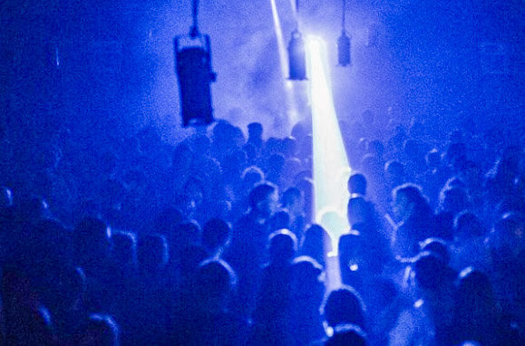 World famous Bassiani hosts Horoom Nights, a queer rave once a month that you won't want to miss despite the tight security.