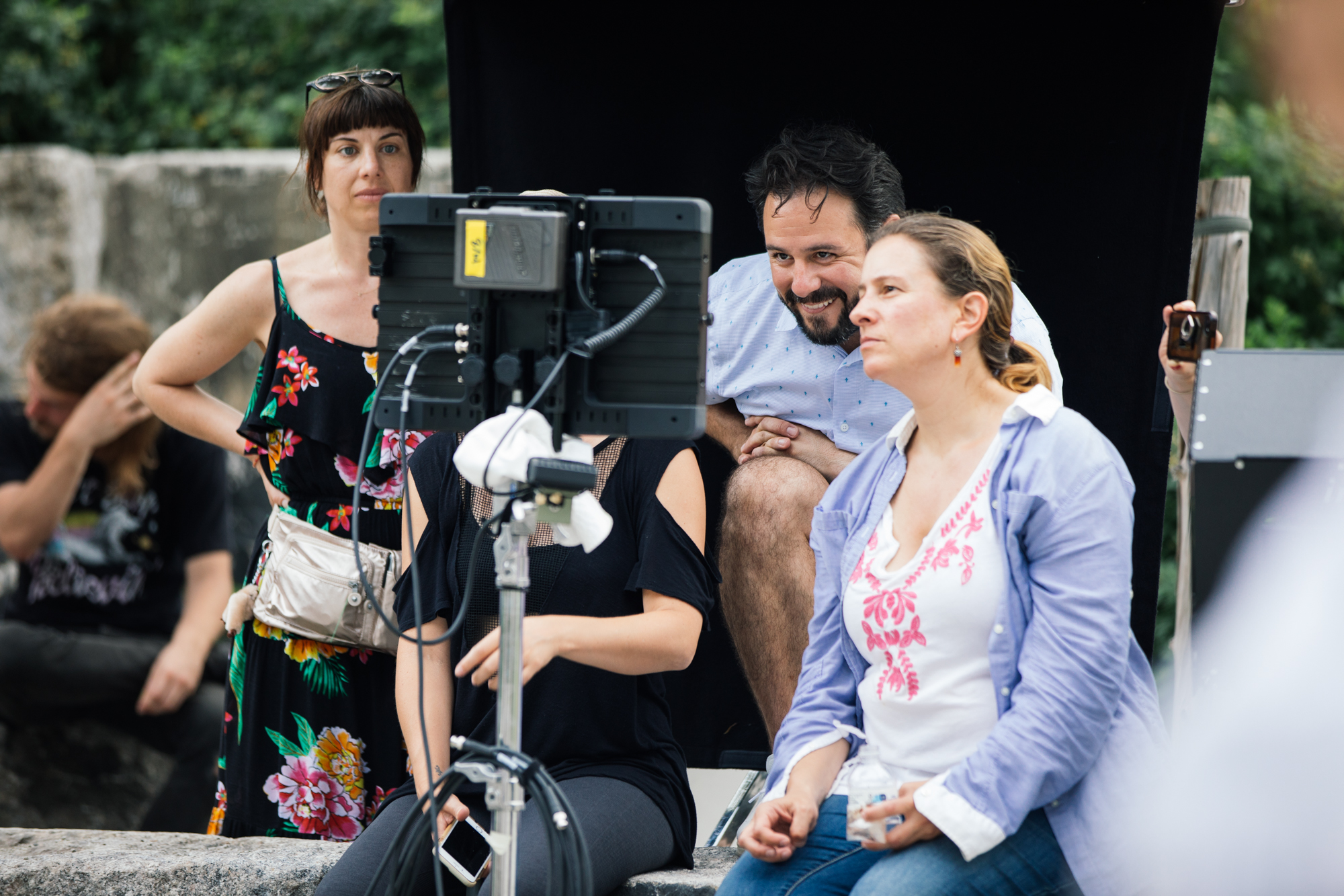 The Way It Begins - Behind the Scenes