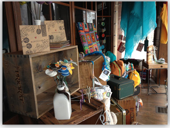 Upcycle Parts Shop located at 6419 St. Clair.