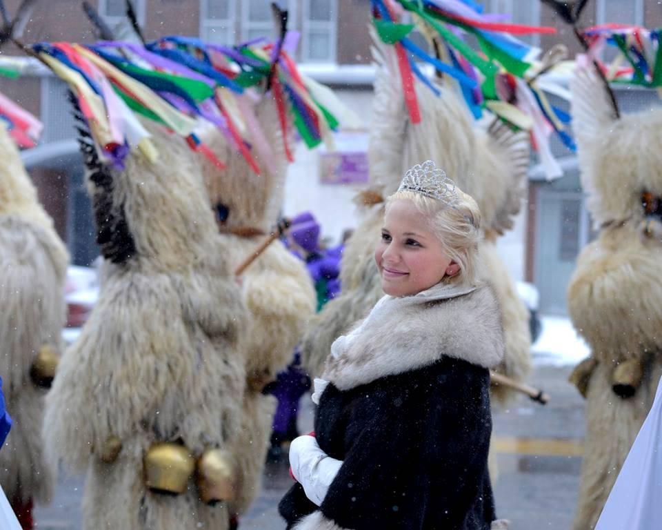 The Cleveland Kurentovanje Festival happens each February
