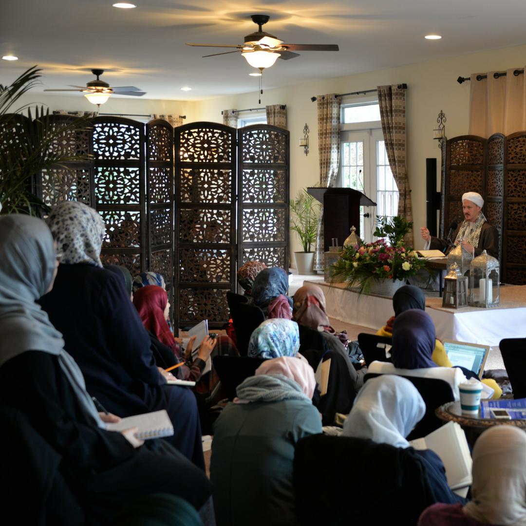 Sisters' Halaqah -