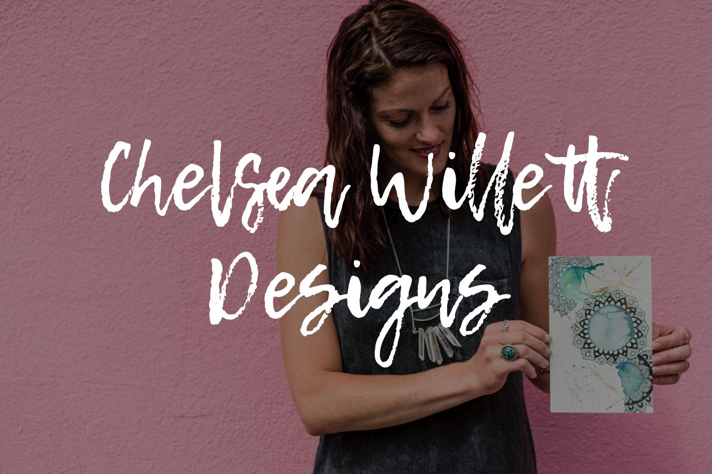 chelsea willett designs branding