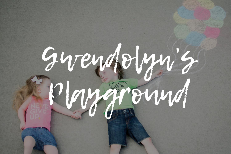 gwendolyns playground branding