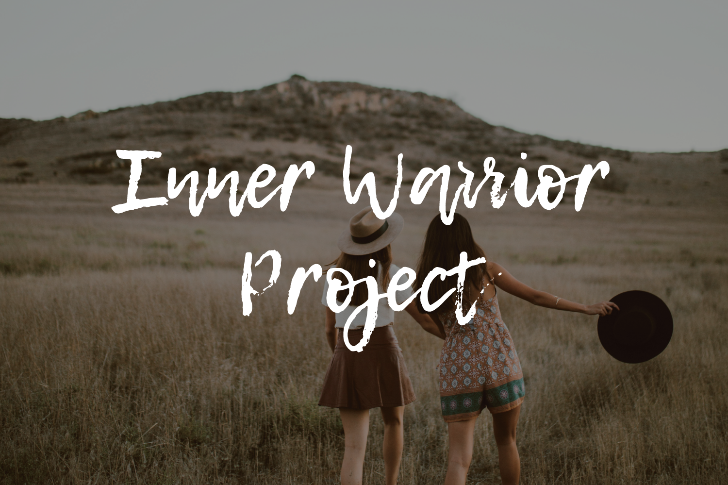 inner warrior project print