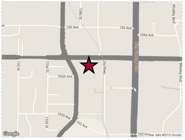 13450 - 104 Avenue Surrey, BC, V3T 1V8