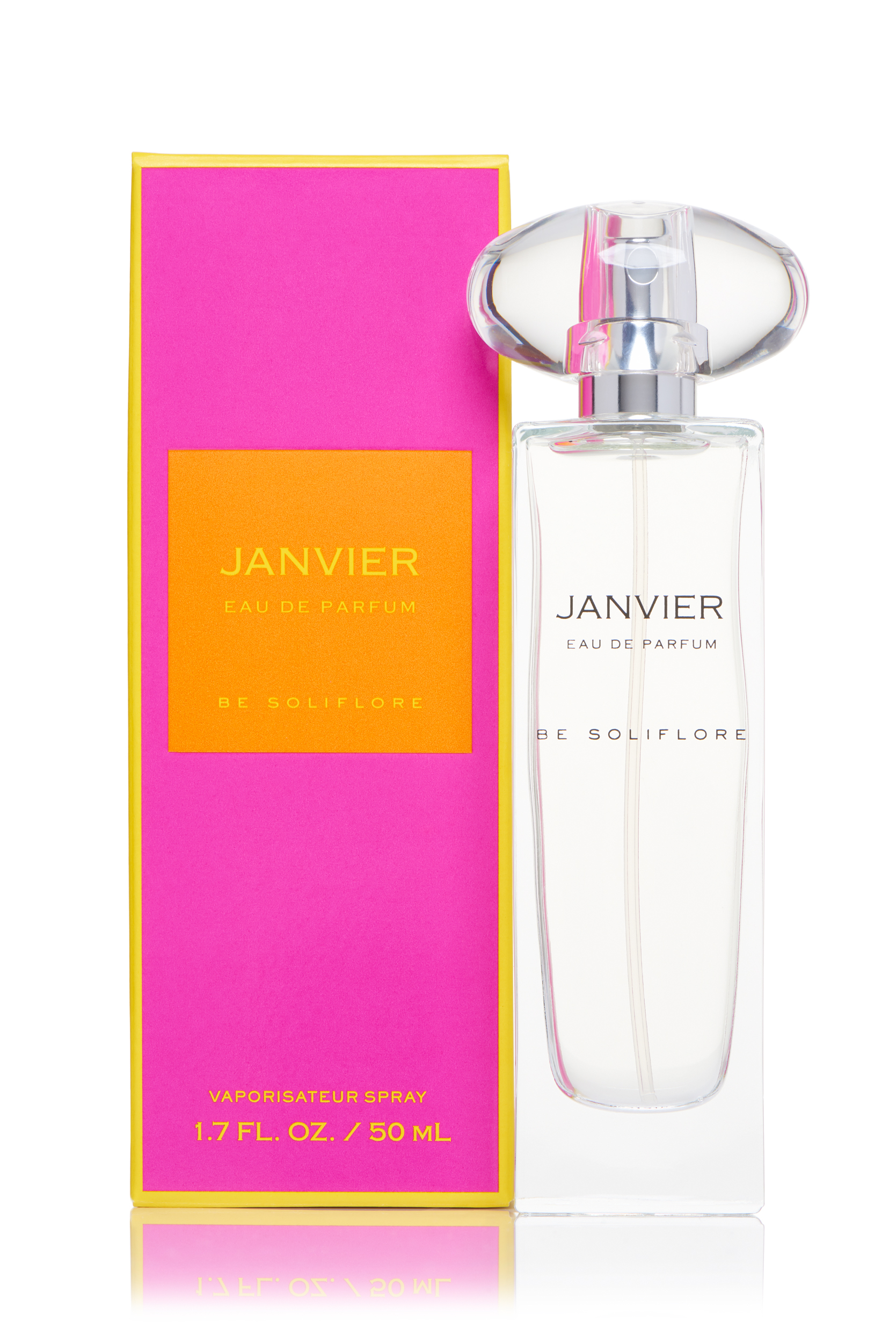 Janvier by Be Soliflore - 'our sweet orange rose'