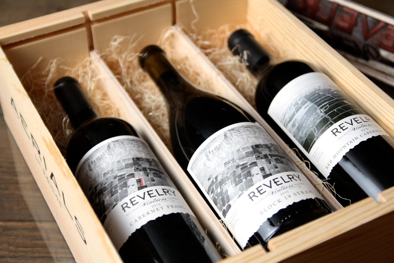 Walla Walla Wine Club, Wine Club Membership, AERIALS Wine Club, Revelry Vintners, Revelry Winery