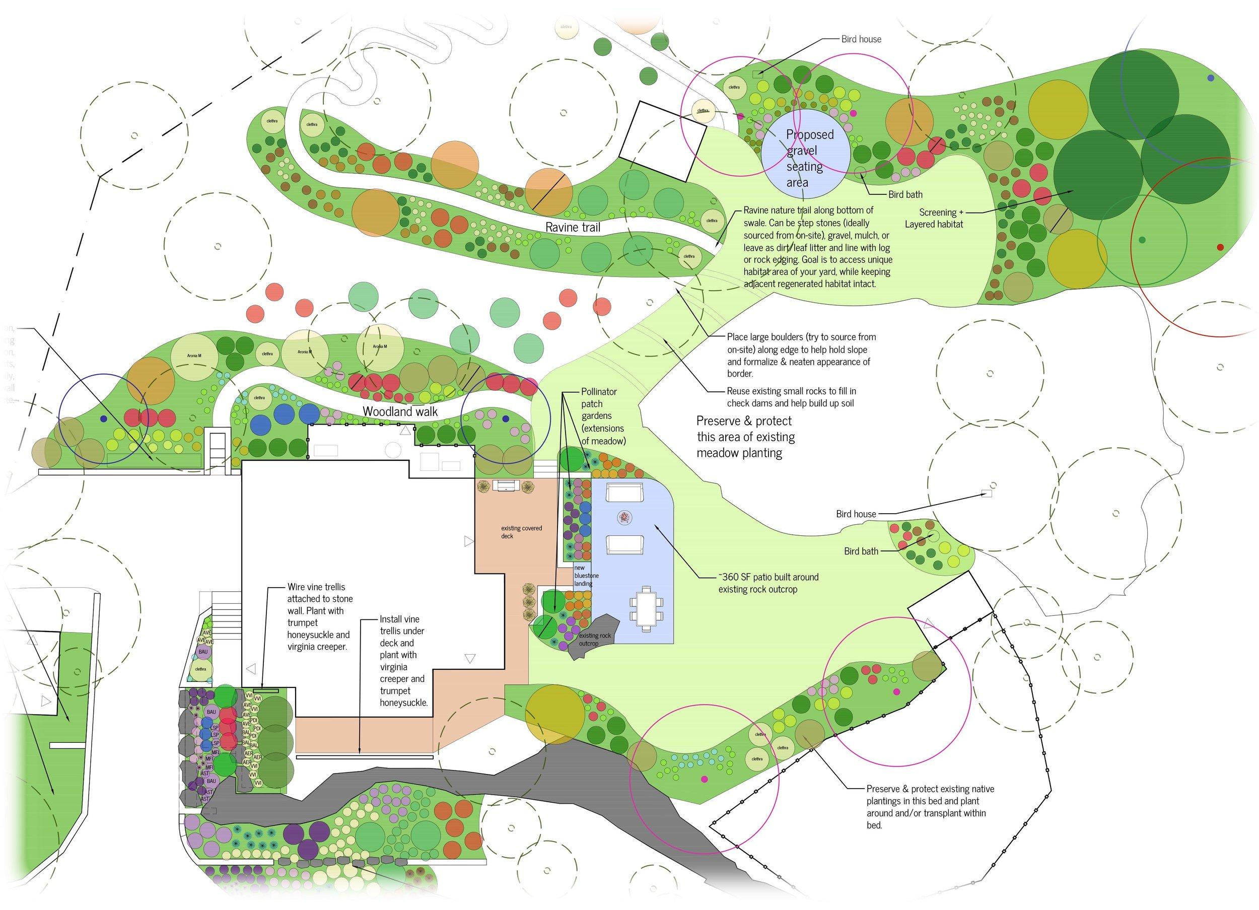 Sample Landscape Design