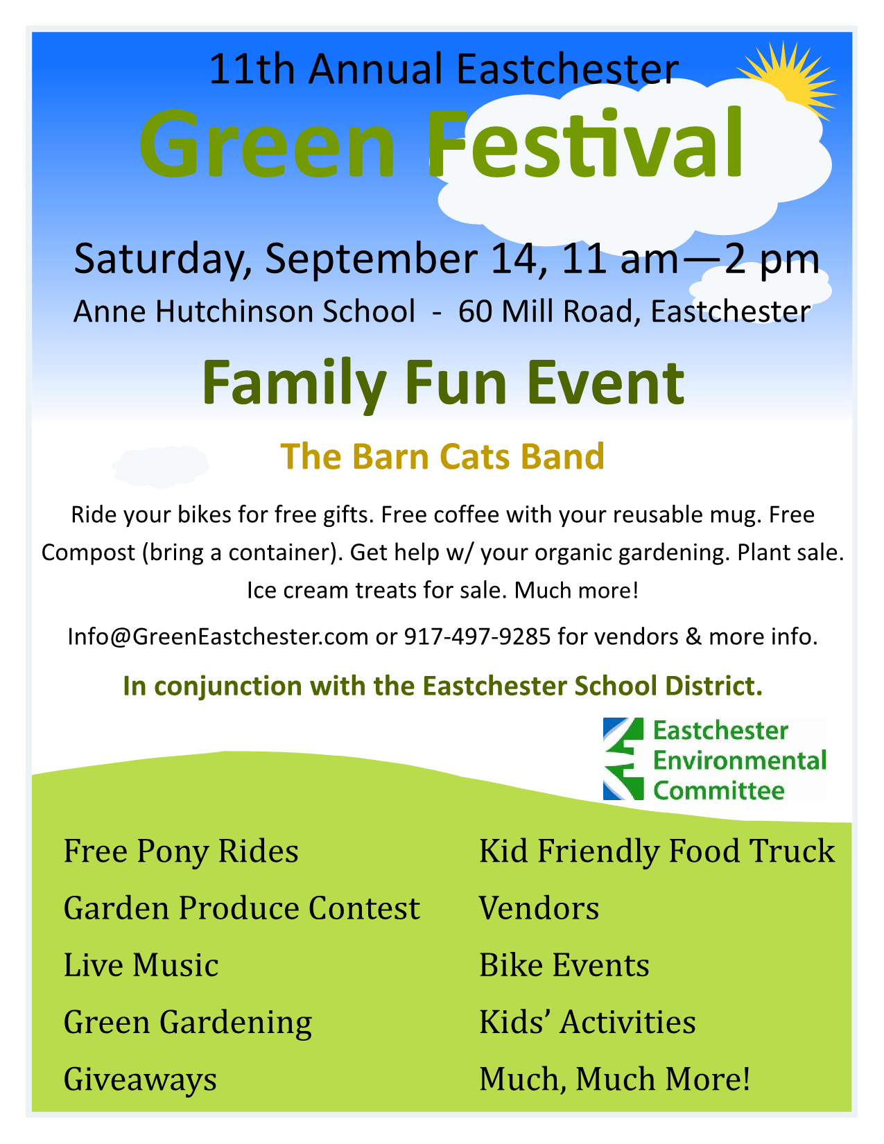 11th Annual Eastchester Green Festival1.png