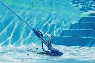 We'll vacuum the bottom of your pool... and do everything else to keep it sparkling clean. #poolcleaner #cleanpool http://bestpool.co