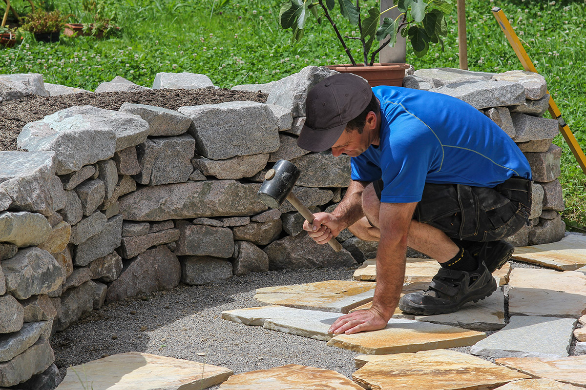Landscape Installation -