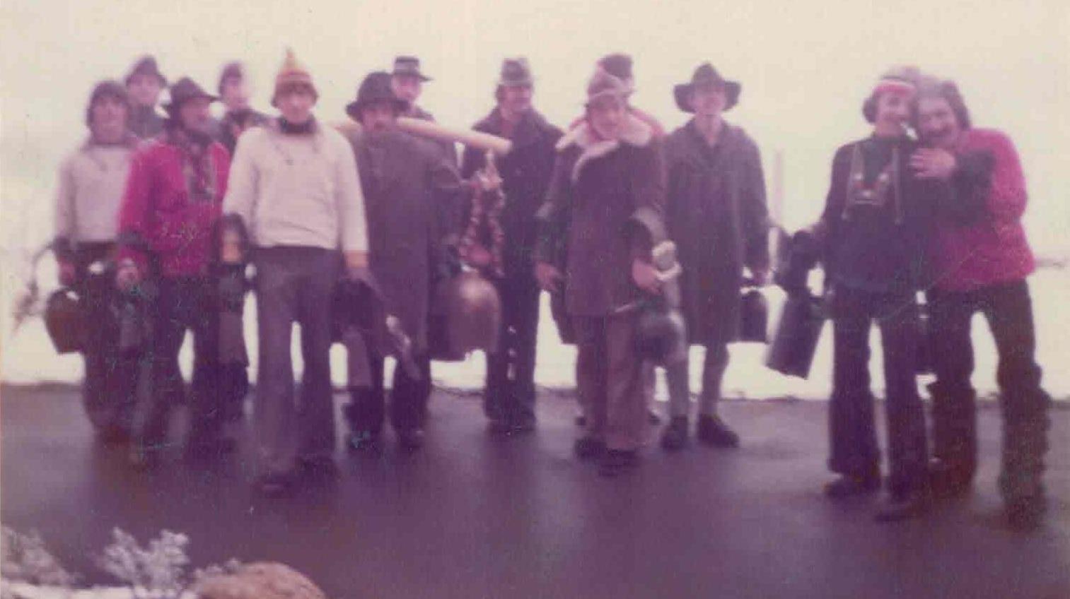 Ausschellen 1975