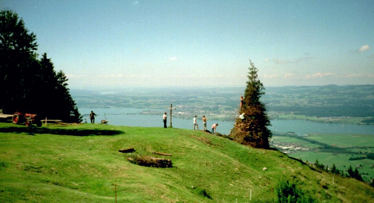 Höhenfeuer 2000