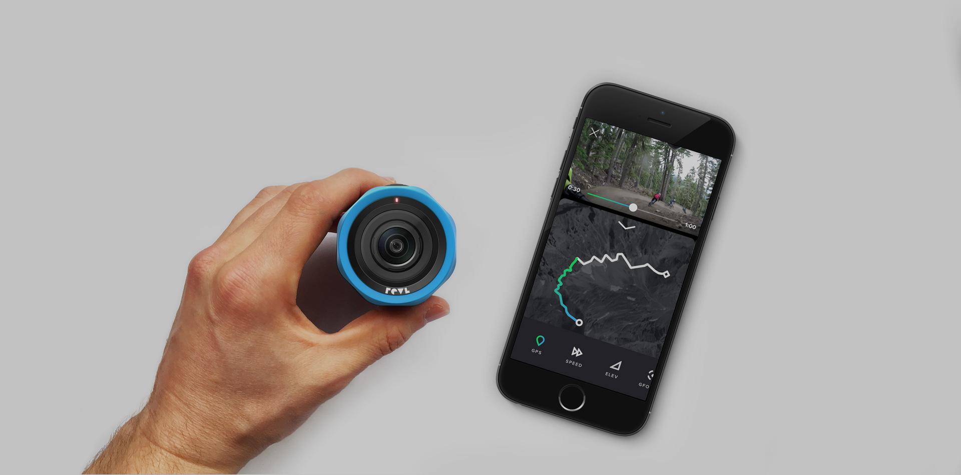 Revl App — Revl - Automatic Video Solution for Adventure