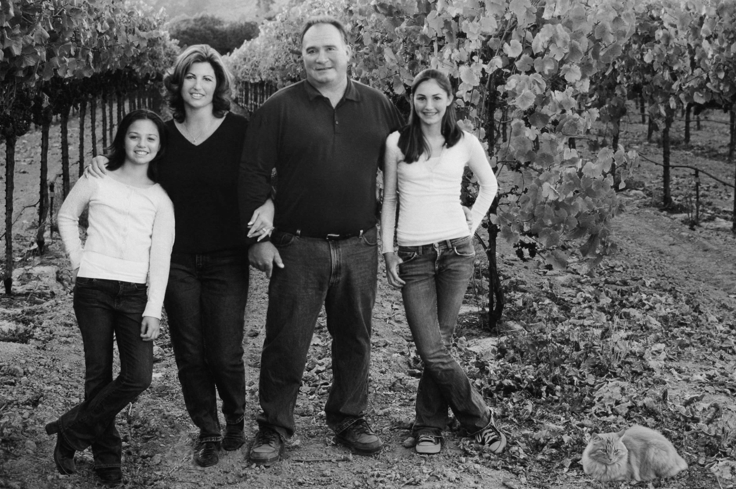 Our Story - A life of perseverance. From vegetables to grapes - this is our story.