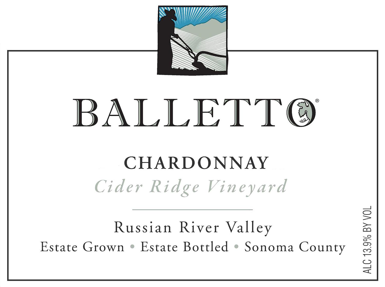 Balletto_Cider_Ridge_Chardonnay_Label_Non_vintage.png
