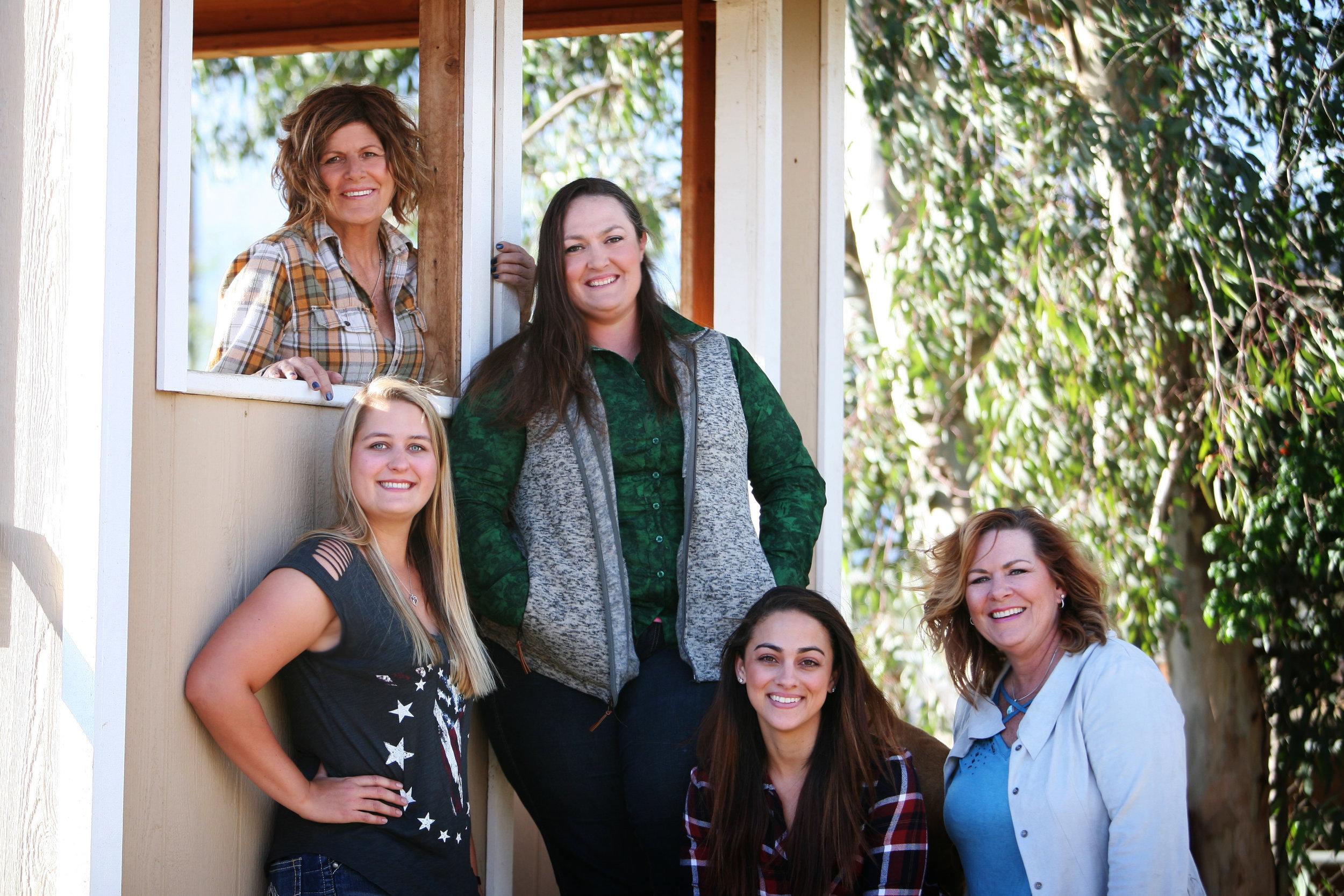 Our Heavens Ranch Team