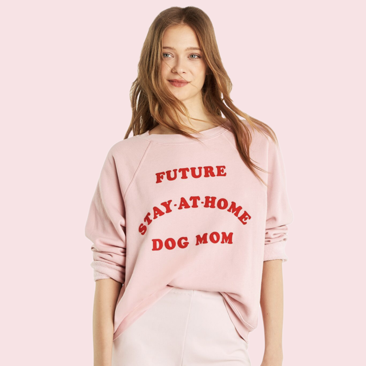 WILDFOX - DOG MOM SOMMERS SWEATER