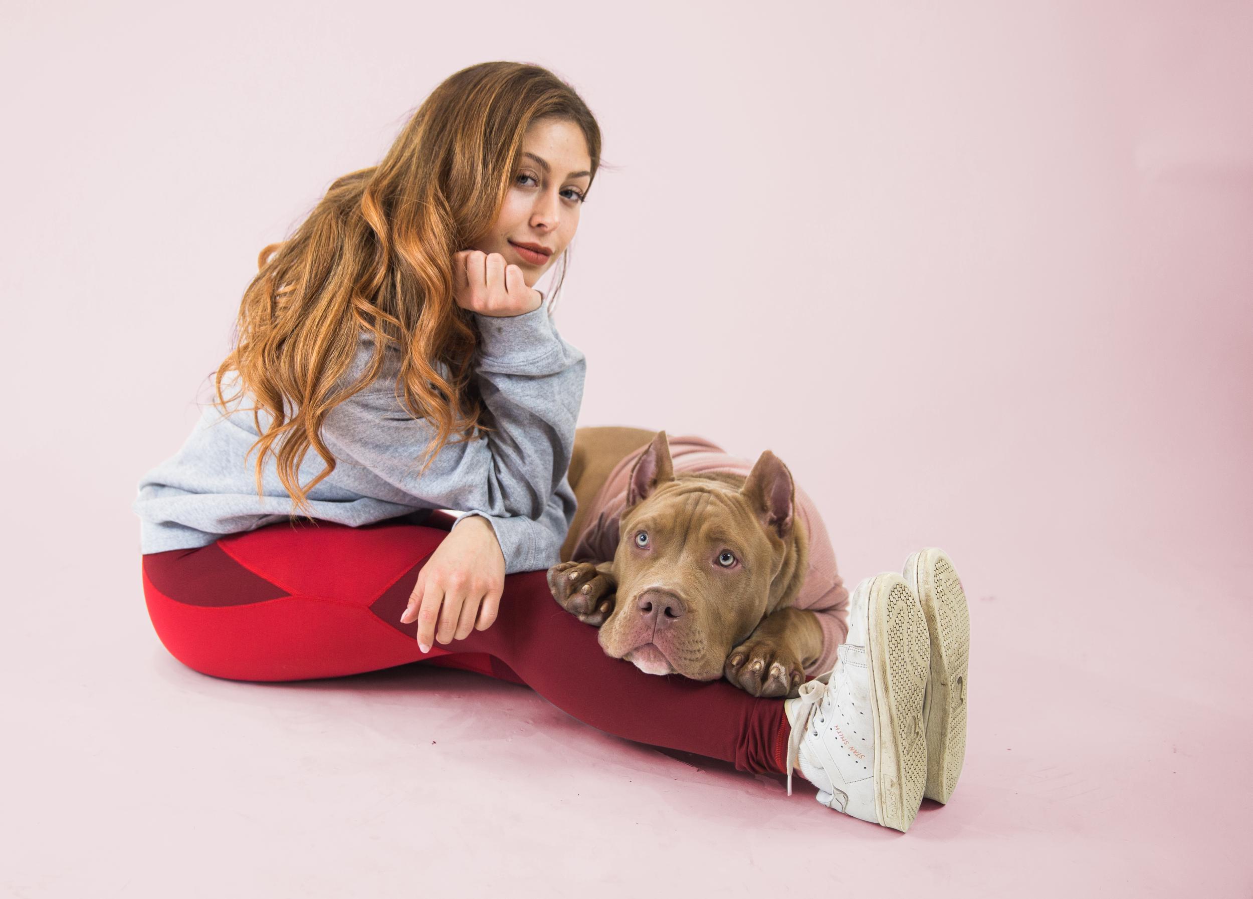Meet Koa. - Age: 7 monthsBreed: XL American BulldogHometown: Toronto, Ontario