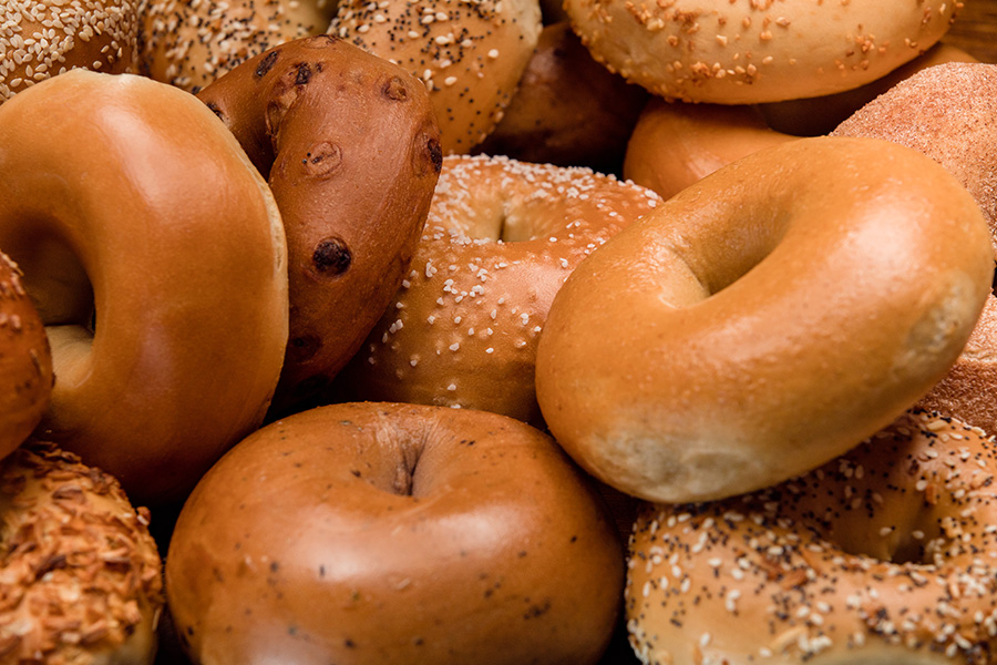 Bagels by the Dozen