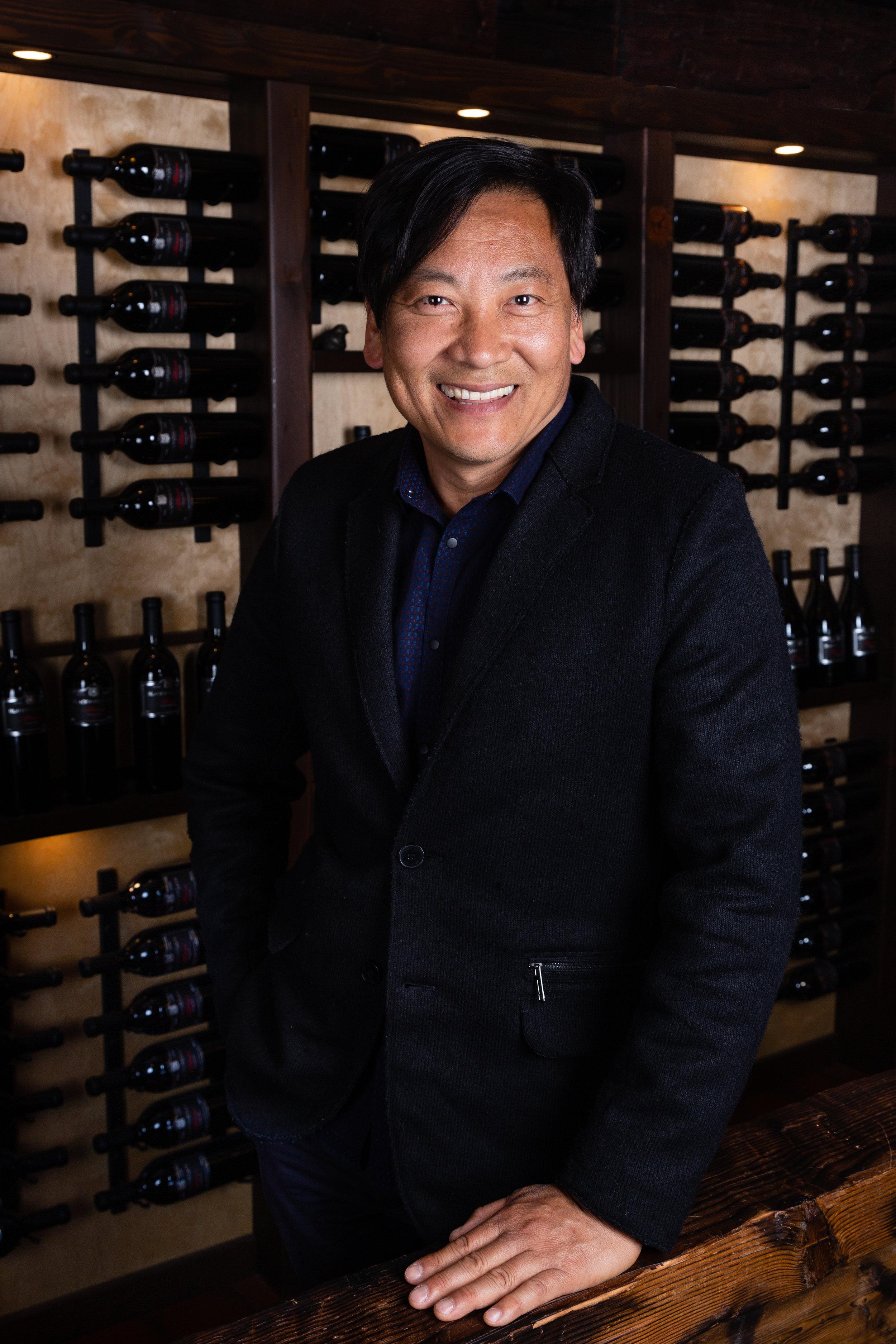Blackwood Lane Winery / Carlos Lee / President & CEO