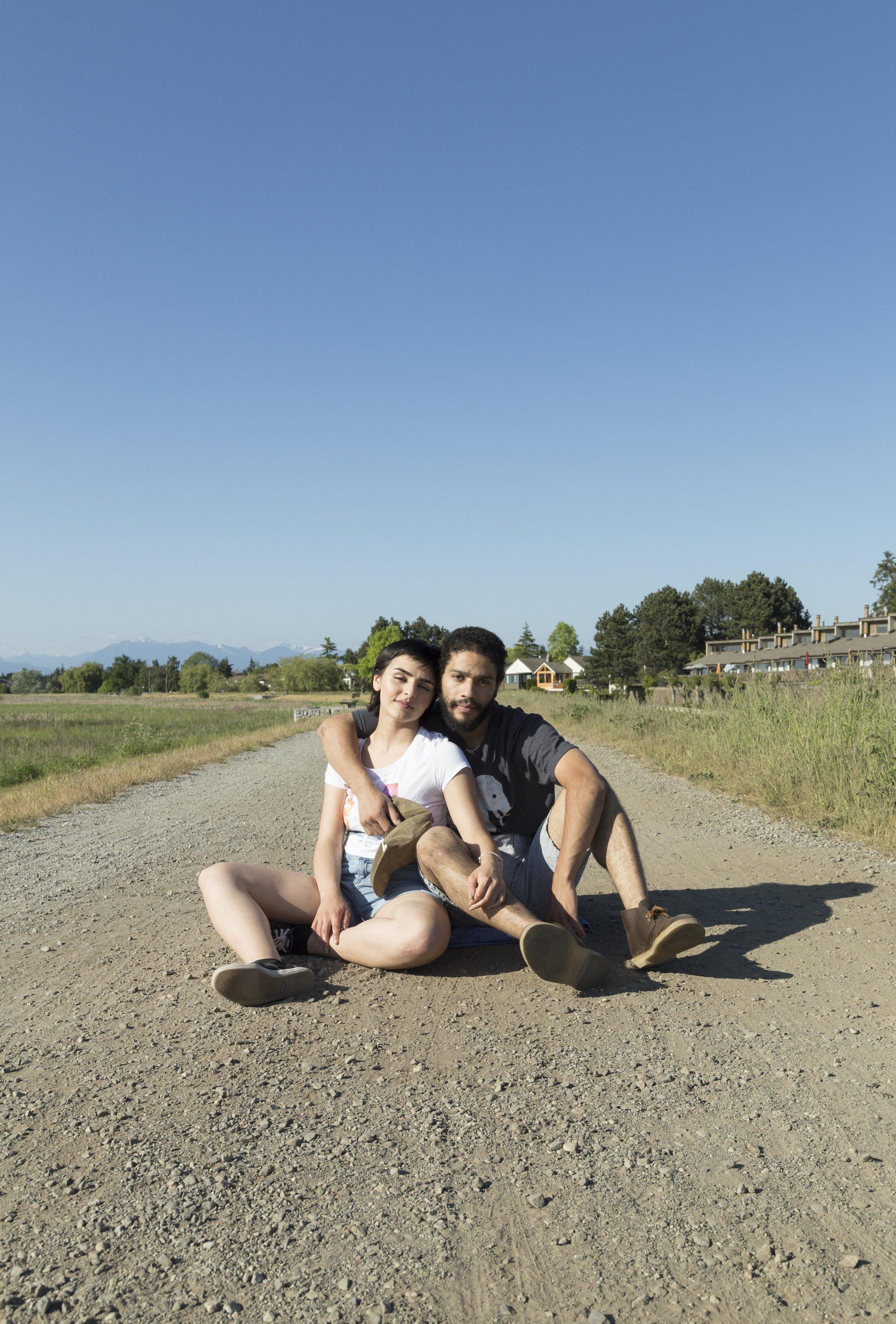 Kyle & Shaziya