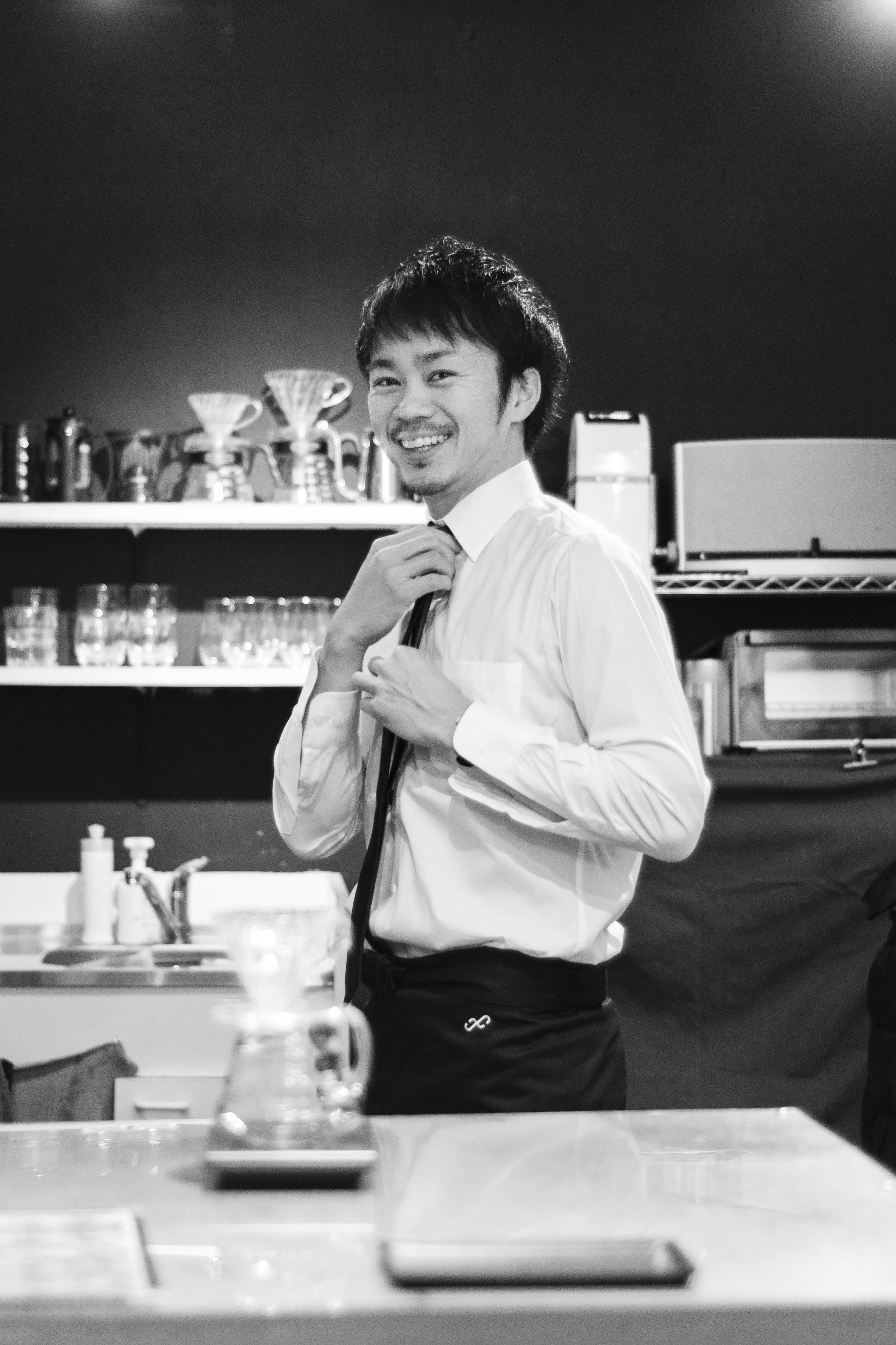 Coffee LABO frank / 北島 宏祐