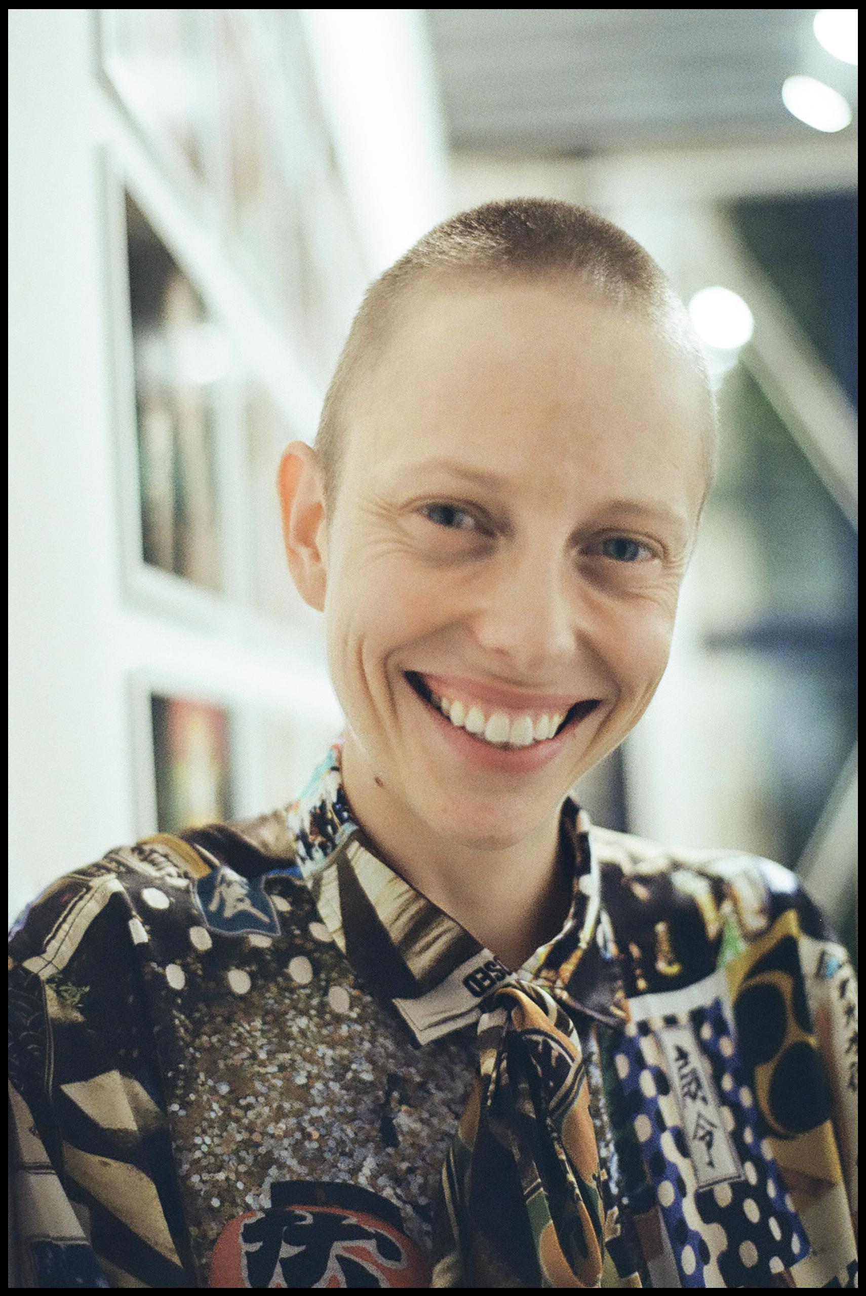 Marie Tomanova / Portraiture