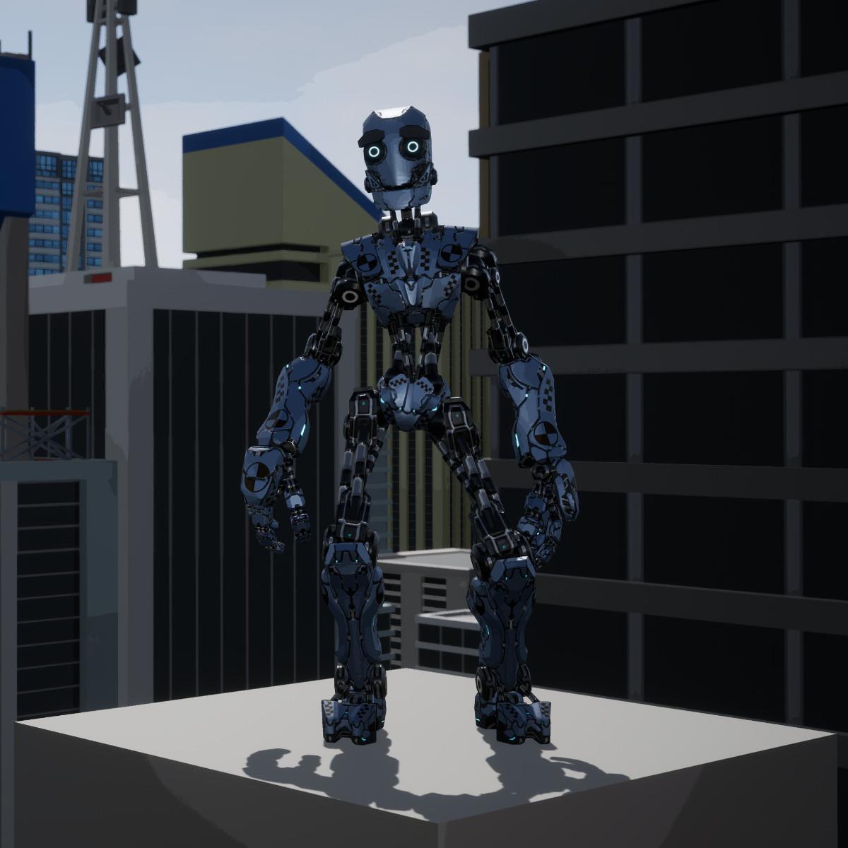 Swing Force Sim Sim Bot Model 1