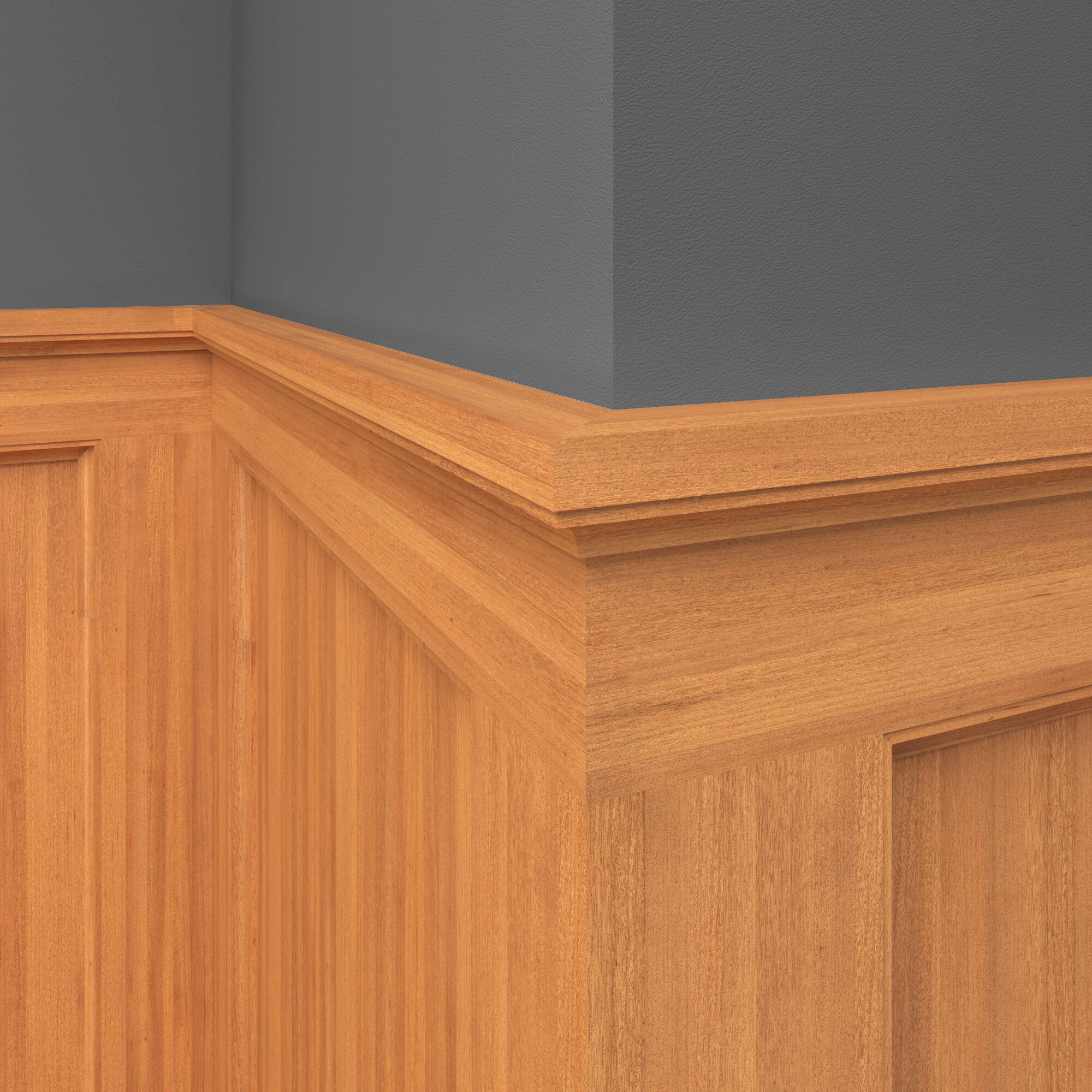 Feature Wall Moulding