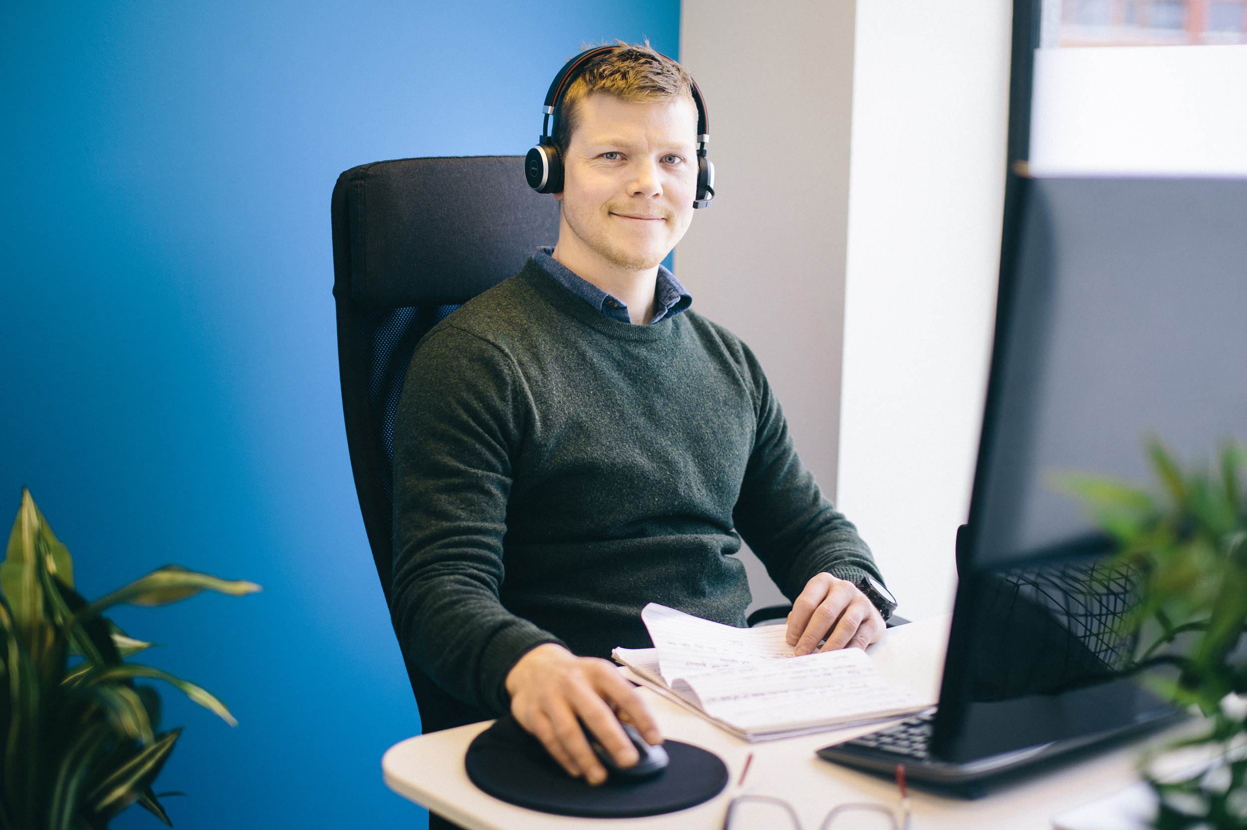 Eirik Bratberg  Staffing consultant  +47 971 67 836  eirik@acare.no