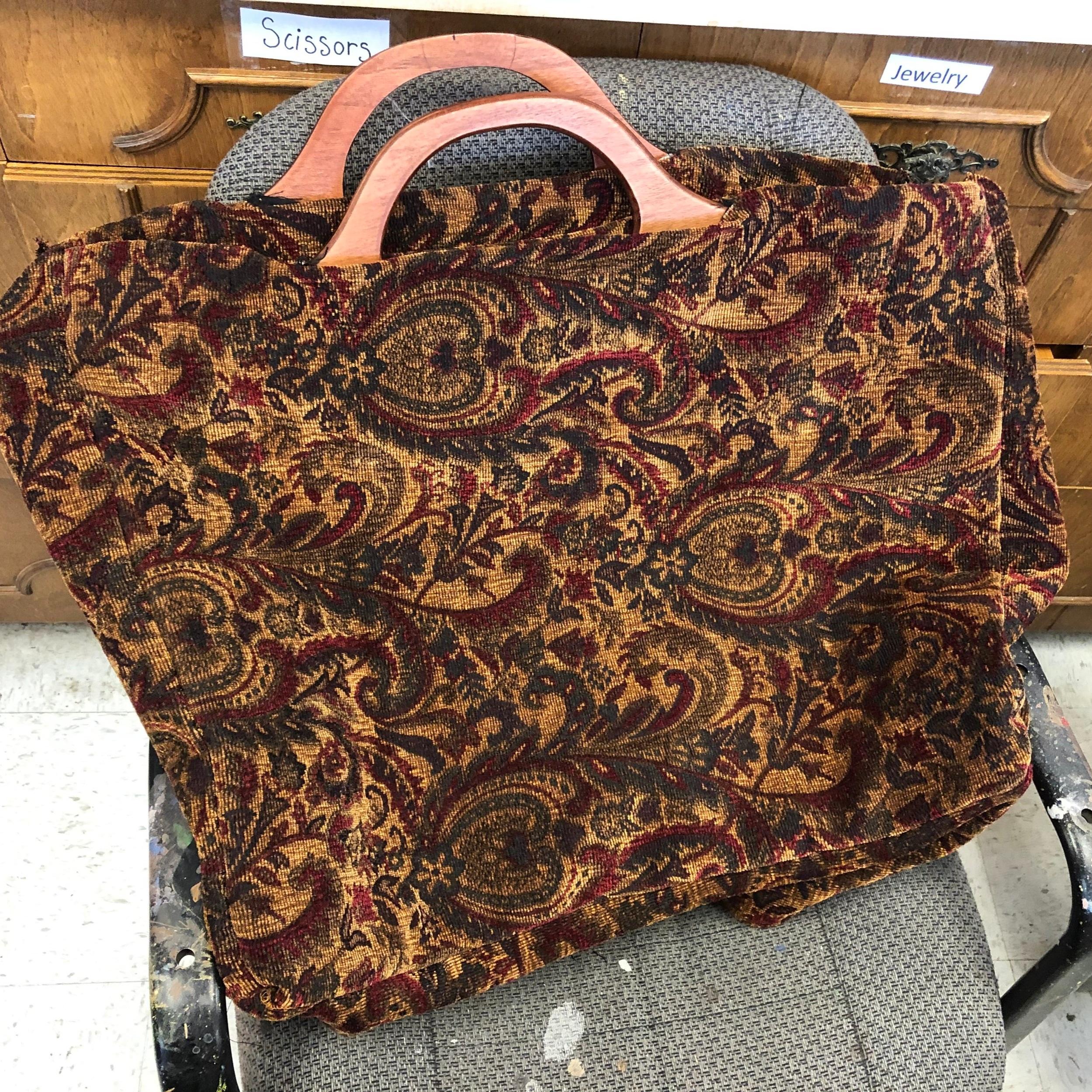 Magic Carpet Bag   Mary Poppins   Utah Festival Opera and Musical Theatre, 2019