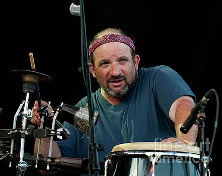 Firstly, it's a great introduction to music. A lot of people don't have drums all over their house like I do. So when you get children who are 18 months to 2 years old that may have never been exposed to drums it's great for them. - Rob Koritz, Drummer for Dark Star Orchestra